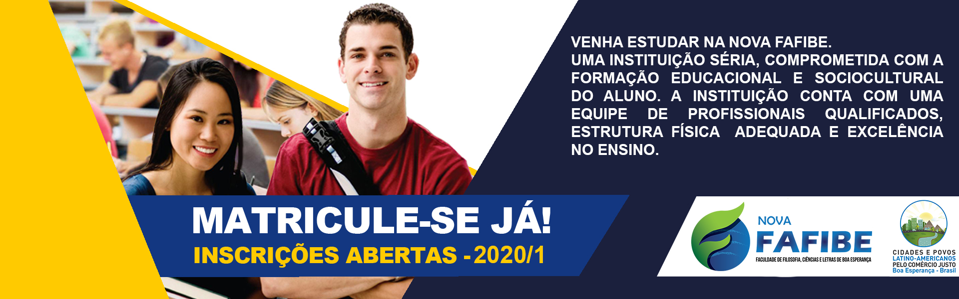 Vestibular 2019 / 2